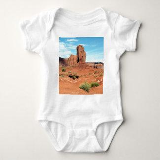 Valle del monumento, Utah, los E.E.U.U. 8 Body Para Bebé