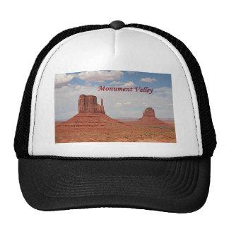 Valle del monumento, Utah, los E.E.U.U. (subtítulo Gorras