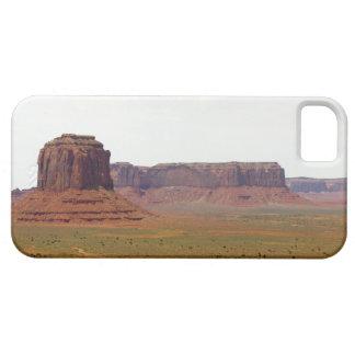 Valle del monumento visto del punto Arizona del ar iPhone 5 Case-Mate Funda