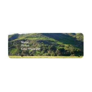 Valle del prado etiquetas de remite