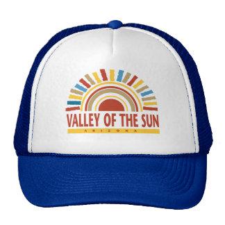 Valle del Sun Arizona Gorra
