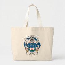 Valle Family Crest Bag