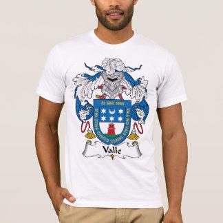 Valle Family Crest T-Shirt