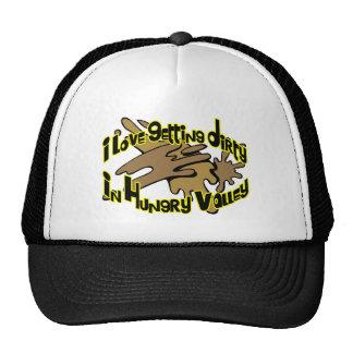 Valle hambriento gorras de camionero