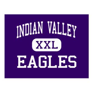 Valle indio - Eagles - alto - Greenville Tarjeta Postal