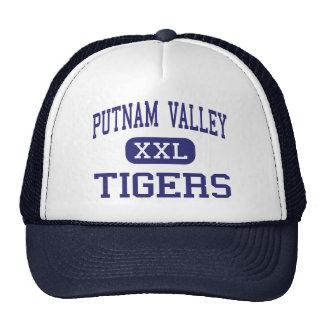 Valle medio de Putnam de los tigres del valle de P Gorros Bordados