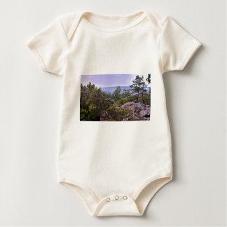 Valle Oklahoma de Kiamichi Trajes De Bebé