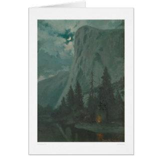 Valle por claro de luna, California (1215) de Yose Tarjeton