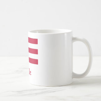 Valle Puerto Rican Flag Coffee Mug
