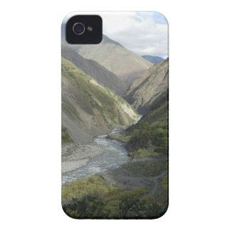Valle sagrado Perú Case-Mate iPhone 4 Funda