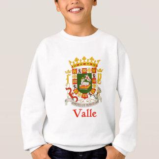 Valle Shield of Puerto Rico Sweatshirt