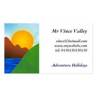 Valle Tarjetas De Visita