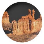 Valle Utah del Goblin de las rocas Plato Para Fiesta