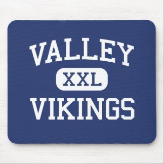 Valle - Vikingos - joven - Carlsbad California Tapete De Ratones