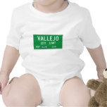 Vallejo City Limits T Shirt