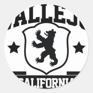 Vallejo Heraldry Sticker