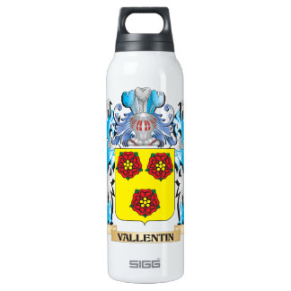 Vallentin Coat of Arms - Family Crest SIGG Thermo 0.5L Insulated Bottle