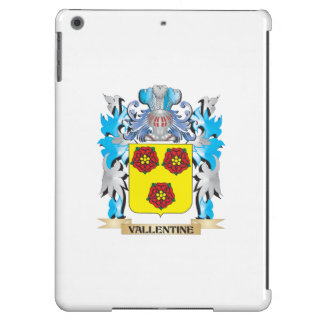 Vallentine Coat of Arms - Family Crest iPad Air Cover