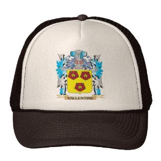 Vallentine Coat of Arms - Family Crest Trucker Hat