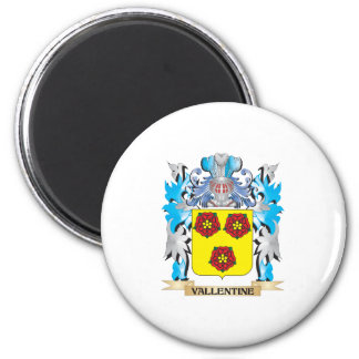 Vallentine Coat of Arms - Family Crest Magnets
