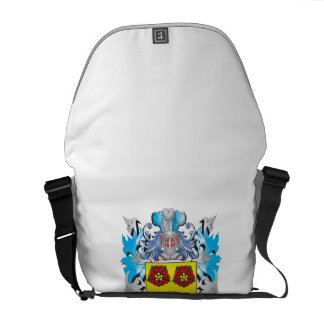 Vallentine Coat of Arms - Family Crest Messenger Bags