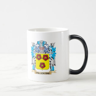 Vallentine Coat of Arms - Family Crest Morphing Mug