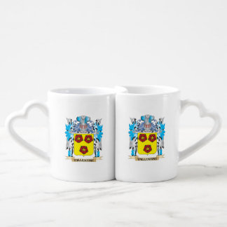 Vallentine Coat of Arms - Family Crest Lovers Mugs