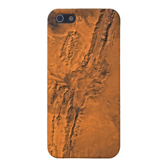 Valles Marineris Canyon System on Mars iPhone SE/5/5s Case