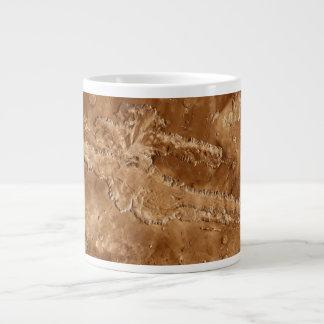 Valles Marineris Canyons of Mars Giant Coffee Mug