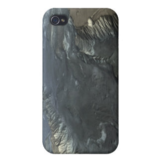 Valles Marineris, the Grand Canyon of Mars iPhone 4/4S Cover