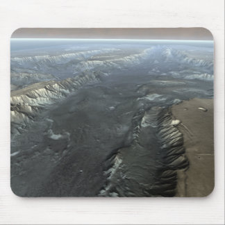 Valles Marineris, the Grand Canyon of Mars Mouse Pad