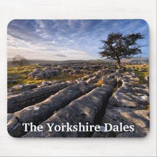 Valles Mousepad de Yorkshire Tapetes De Ratón