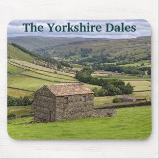 Valles Swaledale Mousepad de Yorkshire Alfombrilla De Ratón
