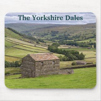 Valles Swaledale Mousepad de Yorkshire Tapetes De Ratones