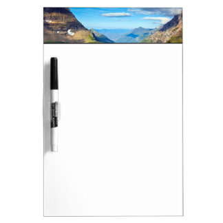Valley Beyond Dry-Erase Board