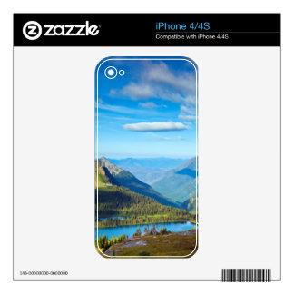 Valley Beyond iPhone 4S Decals