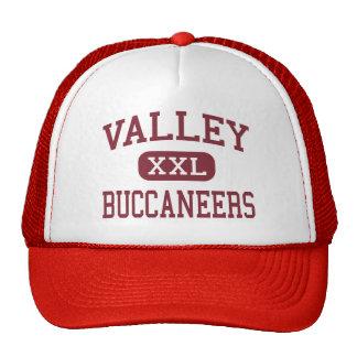 Valley - Buccaneers - Junior - Jasper Alabama Trucker Hat