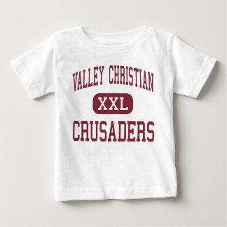 Valley Christian - Crusaders - High - Cerritos Baby T-Shirt