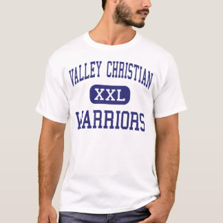 Valley Christian - Warriors - Junior - San Jose T-Shirt