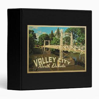 Valley City North Dakota Binder