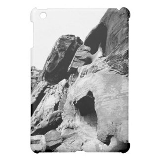 Valley Cliff Photograph iPad Case