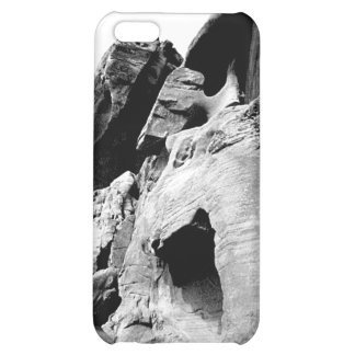 Valley Cliff Photograph iPhone 4 Case