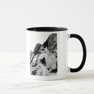 Valley Cliff Photograph Mug