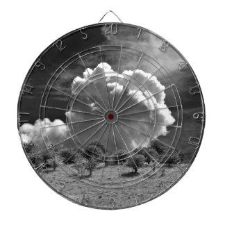 Valley Cloud Dartboard