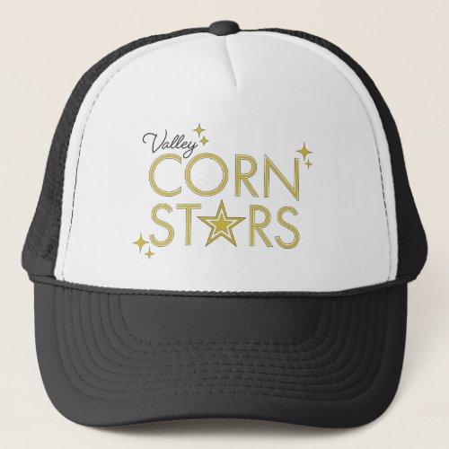 Valley Corn Stars Trucker Hat