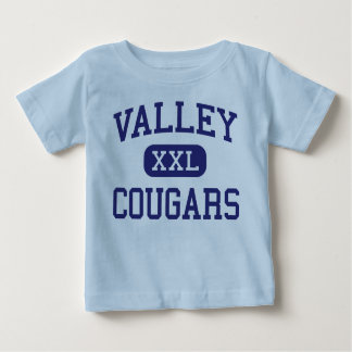 Valley - Cougars - High - Hayfork California Shirt