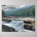 Valley Falls (Upper) Print