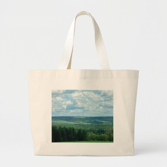 Valley Farm Large Tote Bag