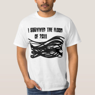 Valley Flood 2011 T-Shirt