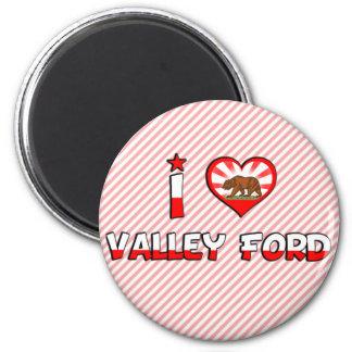 Valley Ford, CA Refrigerator Magnet